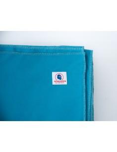 Drap d'examen lavable bleu