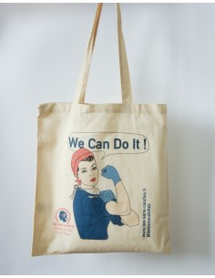 Tote Bag We can do it !